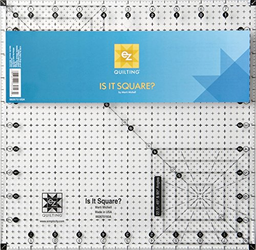 EZ Is It Square Acrylic Quilting Template