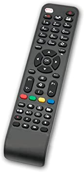 Compatible Reemplazo Mando a Distancia QILIVE Q1400: Amazon ...