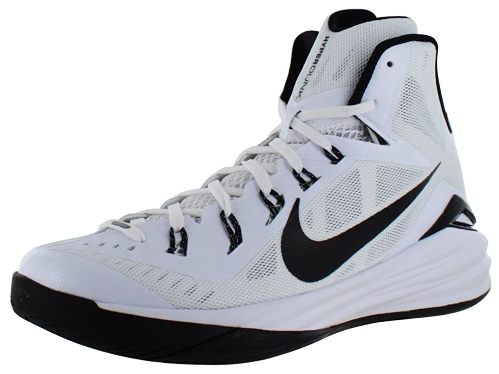 pretty nice 61dec 40bb2 Amazon.com   Nike Men s Hyperdunk 2014 TB Basketball Shoe White Black    Basketball