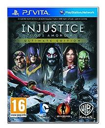 Injustice: Gods Among Us Ultimate Edition - PS Vita [Digital Code]