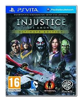 Injustice: Gods Among Us Ultimate Edition - PS Vita [Digital Code] (B00GMPJG84) | Amazon price tracker / tracking, Amazon price history charts, Amazon price watches, Amazon price drop alerts