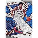 17181a1cc 2018-19 Panini Revolution  35 Joel Embiid Philadelphia 76ers NBA Basketball.