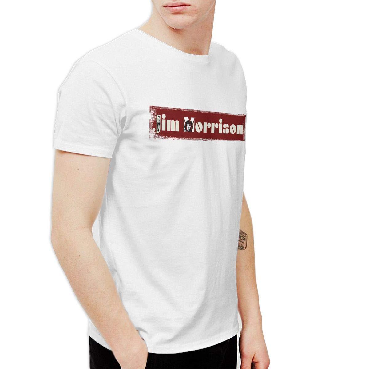 Joliannlove S Jim Morrison Humor Running Tshirt Short Sleeve