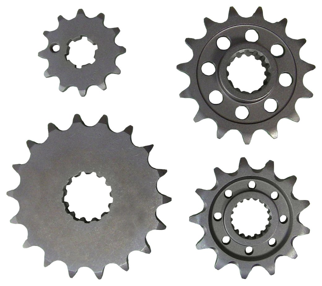 JT Sprockets JTF1264.17 17T Steel Front Sprocket