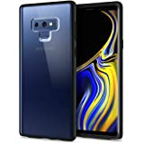 Spigen Ultra Hybrid Case Desgined for Samsung Galaxy Note 9 (2018) - Matte Black 599CS24574