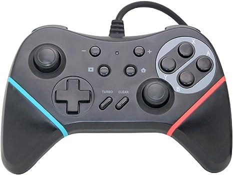 OSTENT Controlador USB Gaming Pro Gamepad Joystick para Nintendo ...