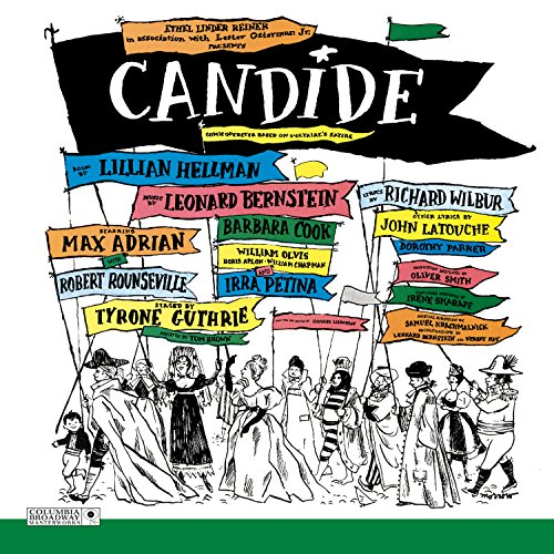 Candide 1956 Original Broadway Cast
