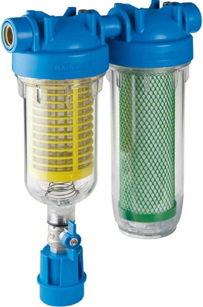 Hydra Rain Master Duo RLH CB/EC 1 Brunnen filtro de agua casa ...