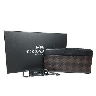 31146f7f860f Amazon | コーチ COACH ○ギフトBOX付!!○ 財布 F37886 PVC×レザー ...