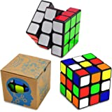 50% off Magic Speed Cube: The Best Brain Training Game - 3X3 Easy Turning and Smooth Play, Super Durable with Vivid colors, Ultimate Holiday Gift Idea to Expand Your Mind with Hours of Logical Fun.