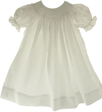 Amazon.com: Petit Ami Baby-girls Smocked Dress: Infant And Toddler ...