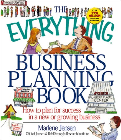 everything business plan book