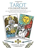 img - for The Tarot Coloring Book book / textbook / text book