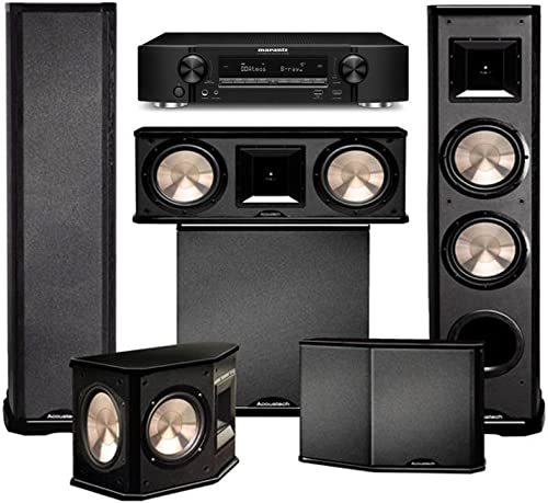 BIC Acoustech PL-89II Theater System and PL-200 with NR1606