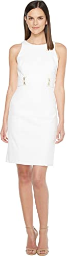Tahari by ASL Womens Tweed Sheath Dress