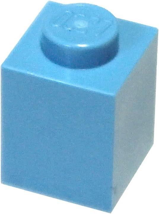 LEGO Parts and Pieces: Medium Azure 1x1 Brick x20