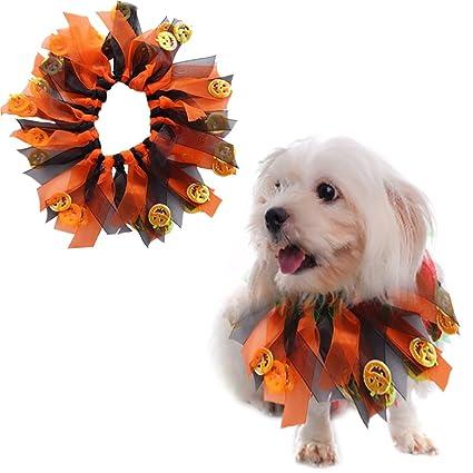 Legendog Bufanda De Perro Collares De Fiesta De Perro Cintas De Colores Bufanda De Mascota DecoracióN