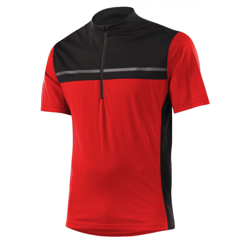 LÖFFLER He. Bike Shirt Transtex Half-Zip