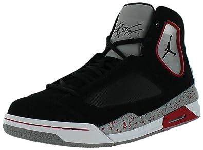 4758651eb50a4b Air Jordan Flight Luminary (BRED) Black grey red white (9.5