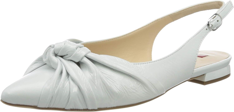 H/ÖGL Womens Harmony Closed Toe Ballet Flats