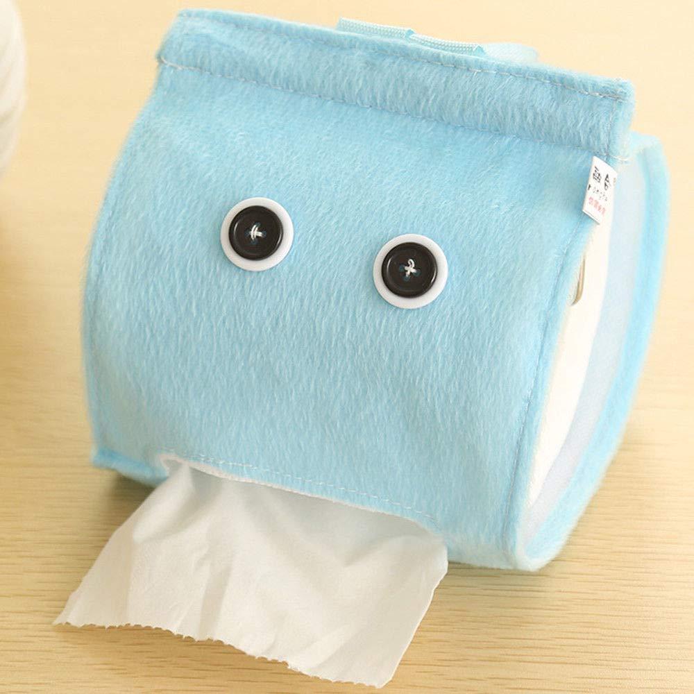 Tissue Box Wall Hanging Home Bathroom Toilet Paper Napkin Holder Car Storage Bag