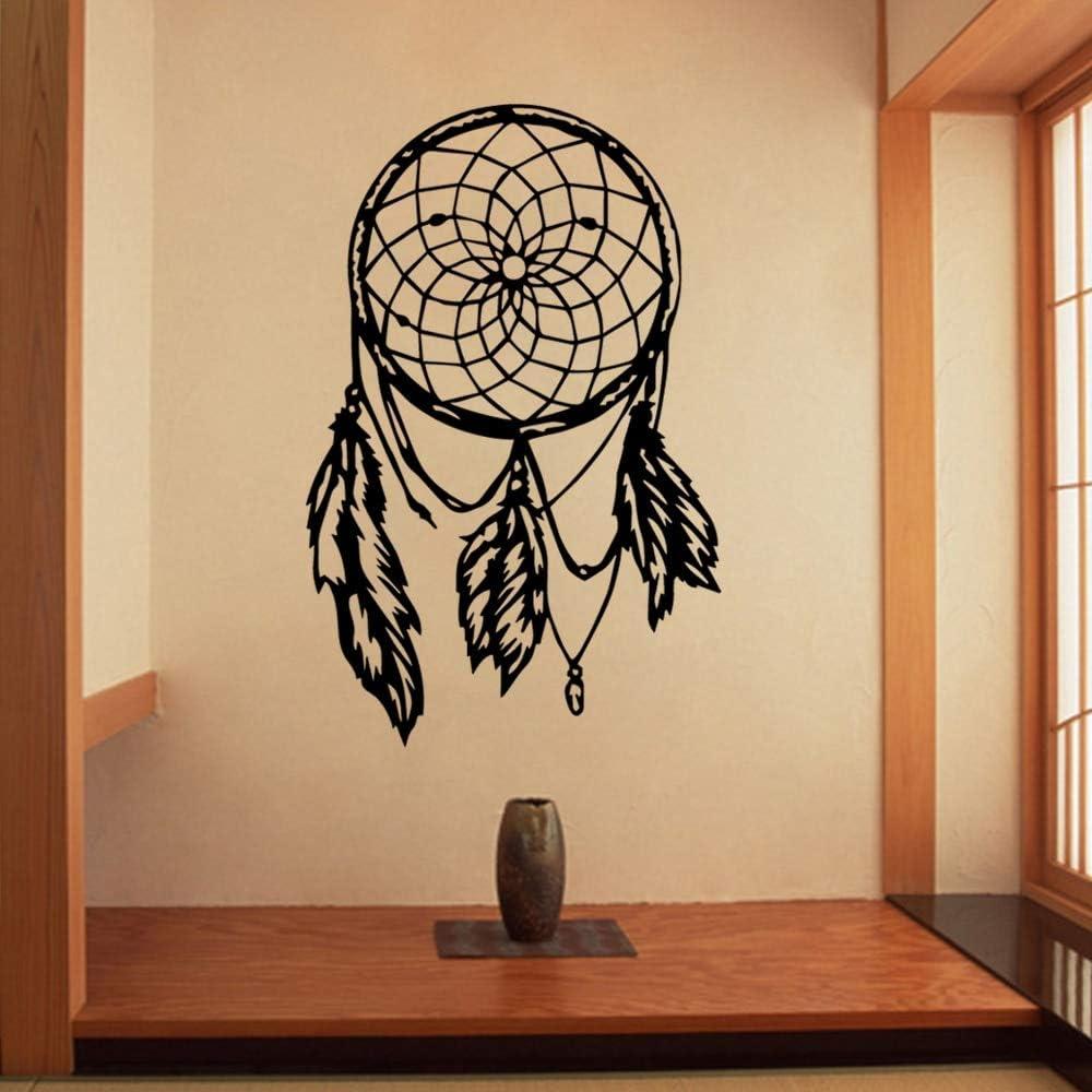 YuanMinglu Mandala de Buda Lotus Etiqueta de la Pared Etiqueta de la Pluma Decoración del hogar Decoración del Dormitorio Papel Tapiz Mural Sala de Estar 43X66 CM: Amazon.es: Hogar