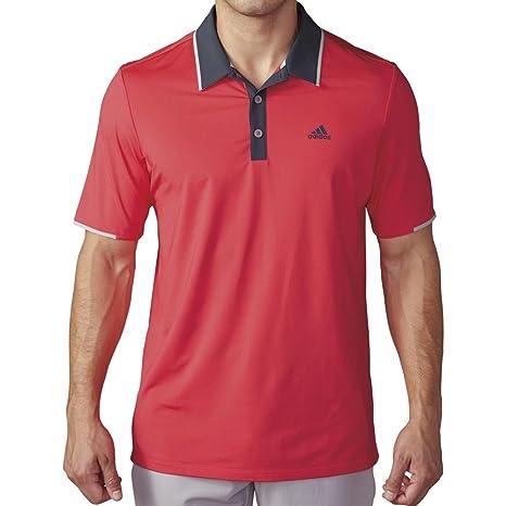adidas Golf Camisa de Marca Climacool Rendimiento Polo para Hombre ...