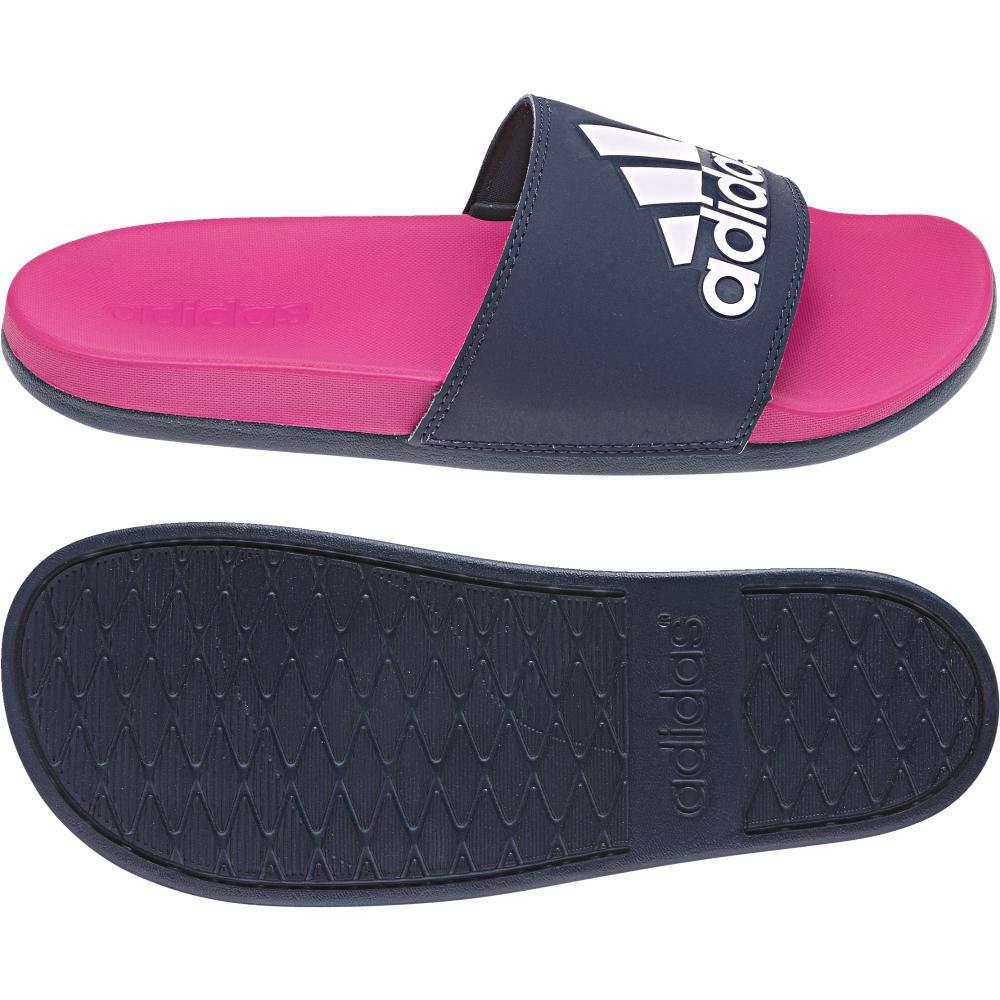 adidas Women's Adilette Cf Logo Beach & Pool Shoes- Buy Online in ...