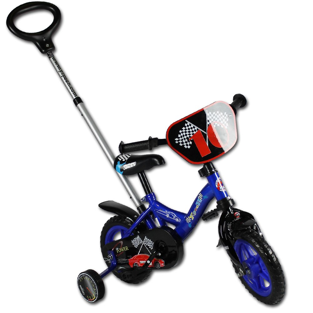 Fahrrad Disney Princess TW24 Kinderfahrrad 10 Zoll mit Motivauswahl Laufrad