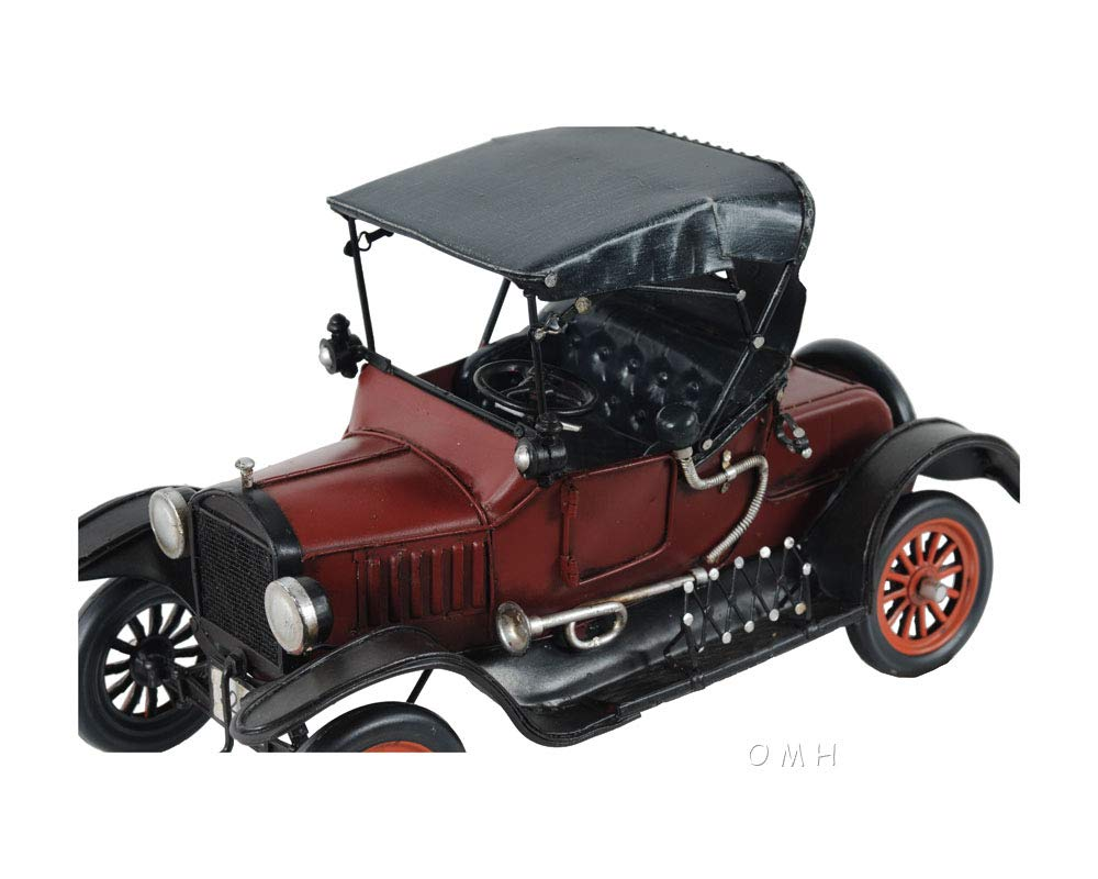 Old Modern Handicrafts 1924 Rose F Car Model T Home Décor One Size Multi
