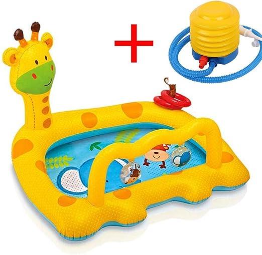 AMWFFYC - Piscinas hinchables para niños, bebés, Piscinas de ...