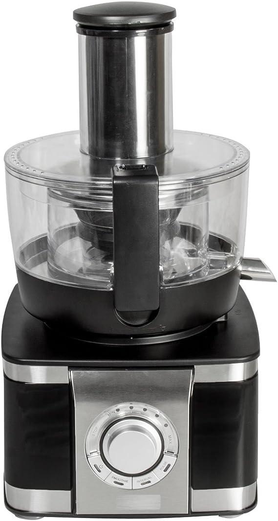 Robot de cocina con procesador de alimentos, batidora y licuadora, 1100 W: Amazon.es: Hogar
