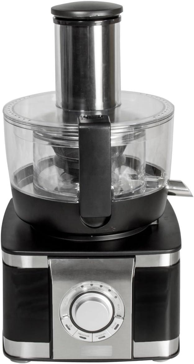 Robot de cocina con procesador de alimentos, batidora y licuadora ...