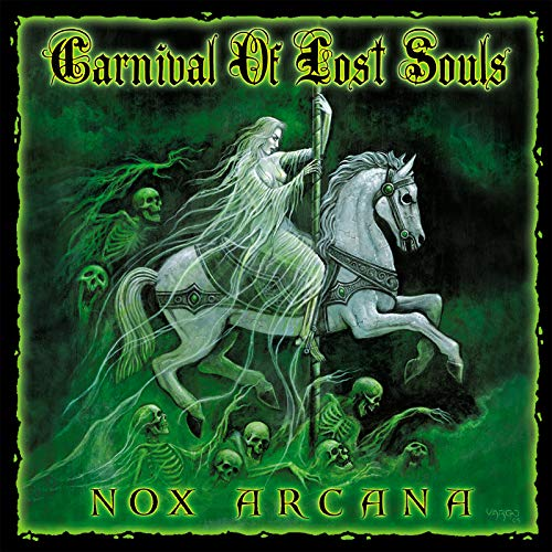 Scary Halloween Carnival Music (Carnival Of Lost Souls)
