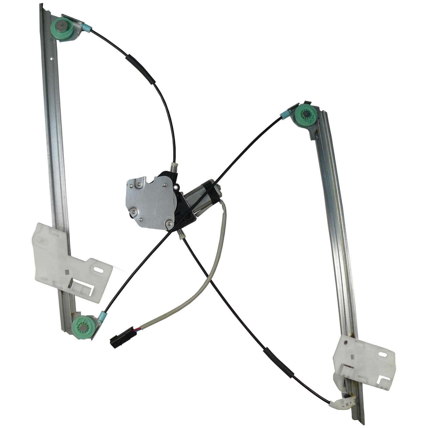 ACDelco 11A118 Professional Front Passenger Side Power Window Regulator with Motor 11A118-ACD