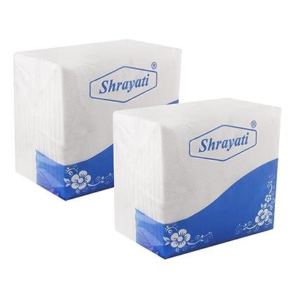 Shrayati Bring Best Soft Tissue Paper (White)