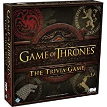 HBO Game of Thrones: The Trivia Game