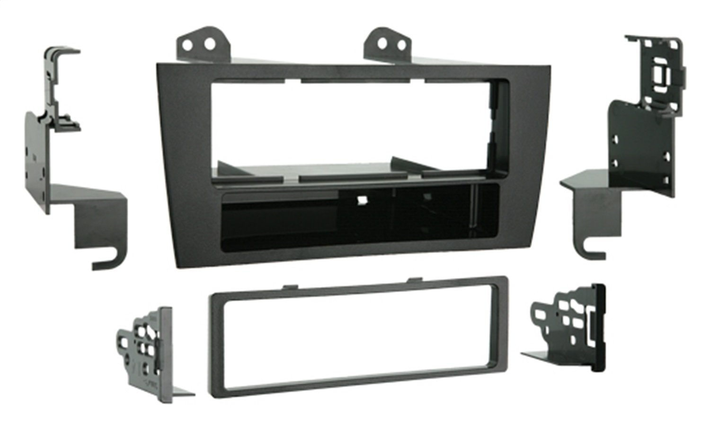 Amazon.com: Metra 99-8155 Single DIN Installation Kit for Select 1997-2001 Lexus  ES 300: Car Electronics