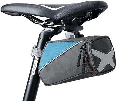 SYCHONG Tail Bolsa De Sillín De La Bicicleta De Montaña Bolsa De ...