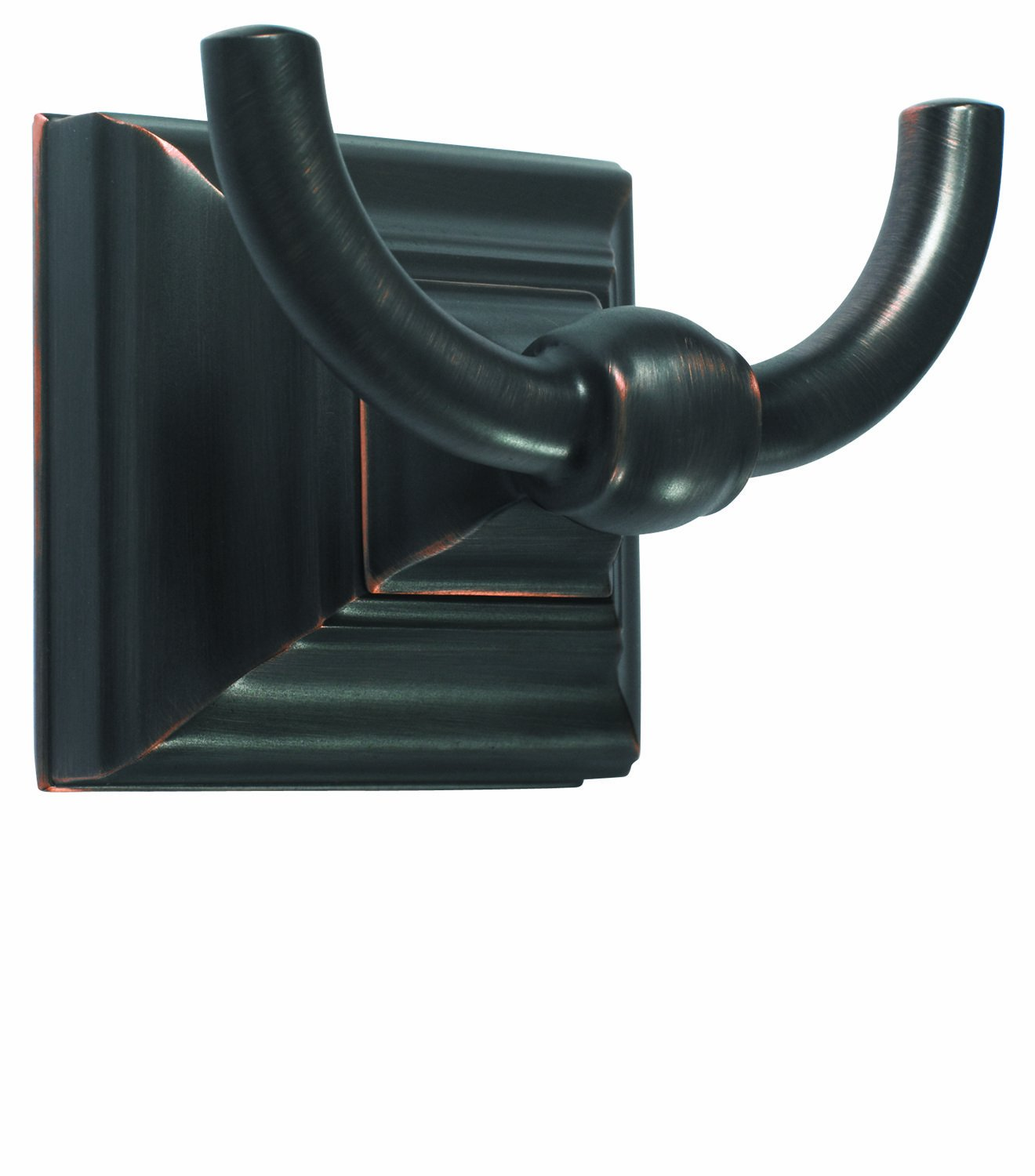 Amerock BH26512-ORB Markham Collection Robe Hook, Oil Rubbed Bronze
