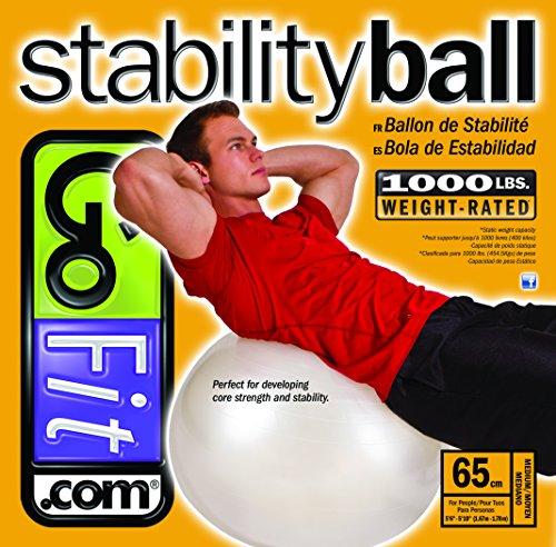 GoFit GF 55BALL Parent Exercise Ball product image