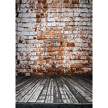 amazon com qian vintage brick wall photography background vinyl