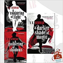 A Darker Shade of Magic Collection 3 Books Bundle With Gift Journal ...