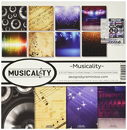 - Reminisce Musicality Collection Kit