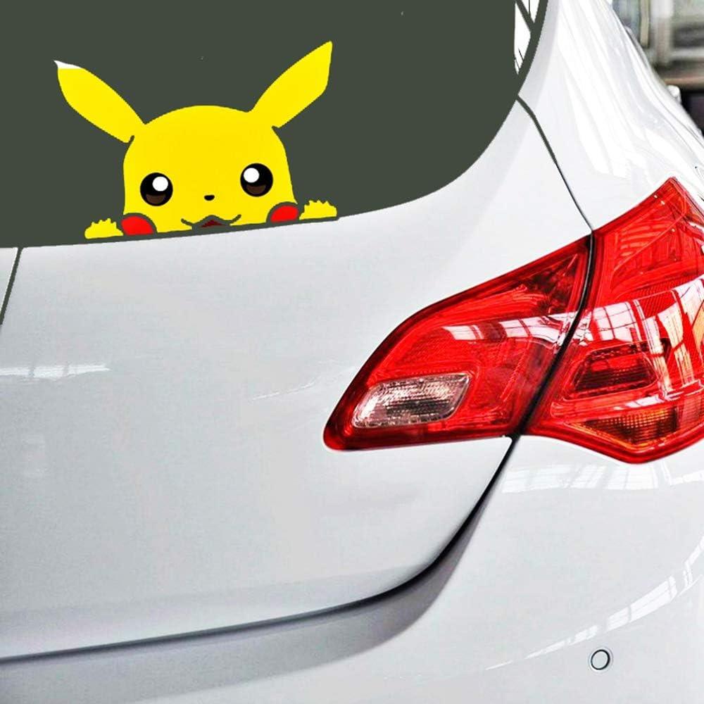 Pokemon Pikachu Anime Car Window Decal Sticker 003 Anime Stickery Online