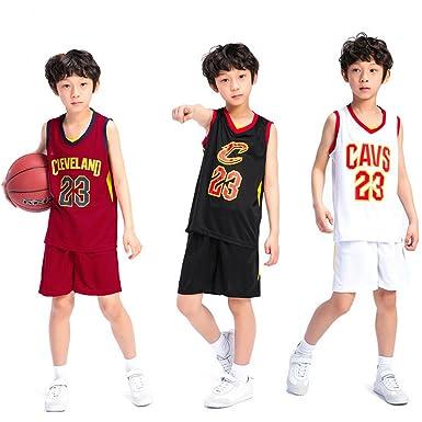 Chico Niños Hombre Cleveland Cavaliers Lebron James # 23 ...