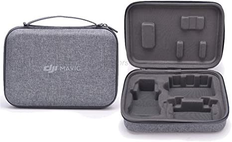 DJI Mavic MINI fly more combo Drone Hard Case Carrying Case Box Accessories