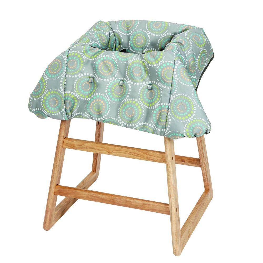 Evenflo Shopping Cart /& High Chair Cover Galaxy