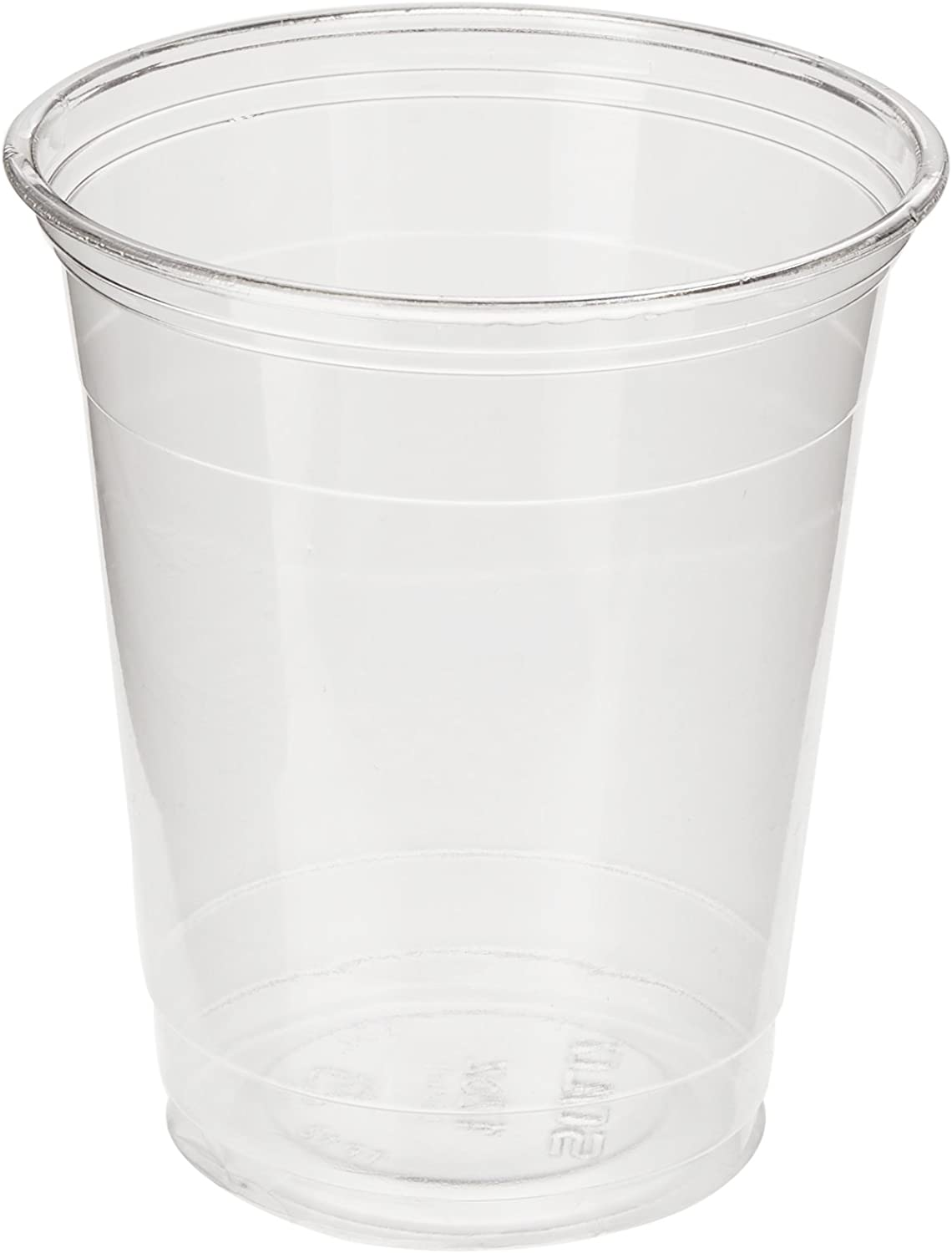 SOLO Cup Company Not Available TP12-0090 PETE Ultra Cold Drink Cup, 12 oz, Clear, 50 Count