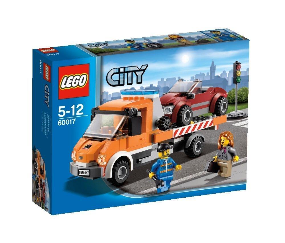 LEGO City Flatbed Truck 60017 [並行輸入品]   B01HAMAIK2